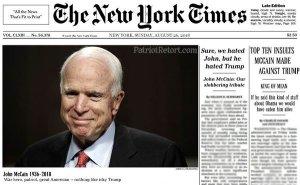 John McCain hypocrisy