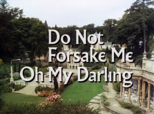 Do Not Forsake Me