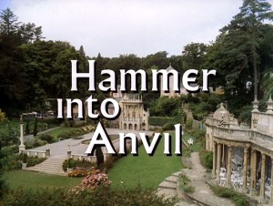 Hammer into Anvil