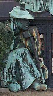 Joe Magarac statue