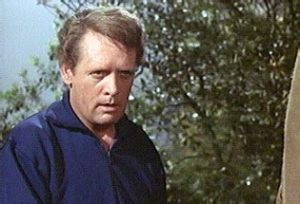 McGoohan in blue