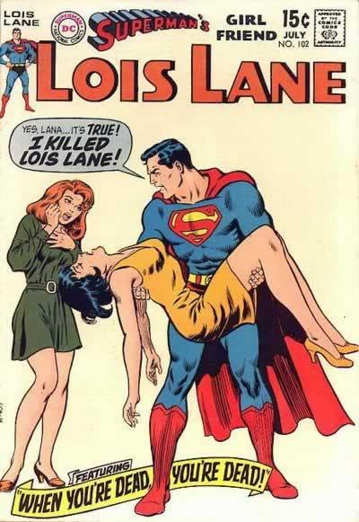 Superman Lana Lois dead