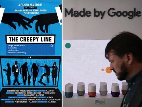 Creepy Line