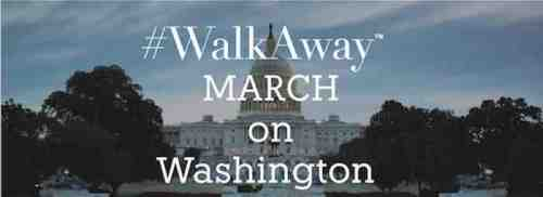 #walkaway march on washington