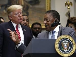 Bob Johnson and Trump latest
