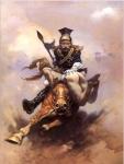 flashman horseback