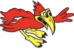 Coffeyville College Red Ravens logo NEW