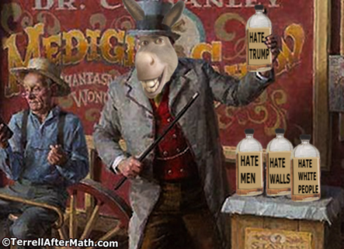 Democrats hate peddlers