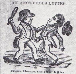 Fool Killer illustration