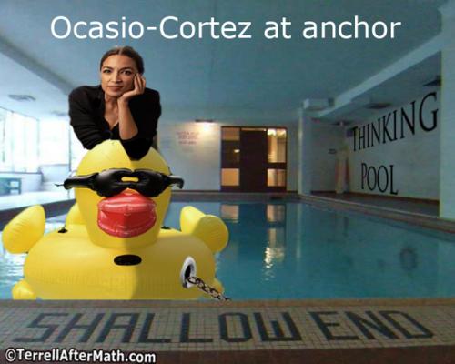 Ocasio Cortez shallow