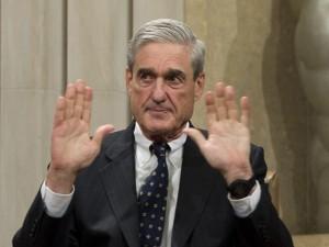 Robert Mueller surrenders