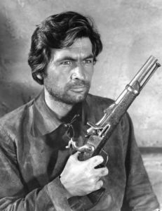Fess Parker as the Melungeon Fool Killer