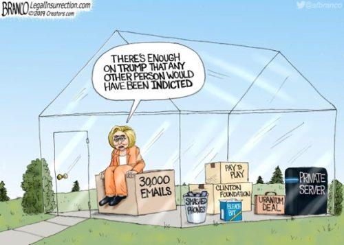 Hillary glass house