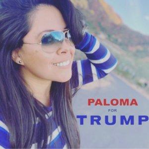 Paloma for Trump