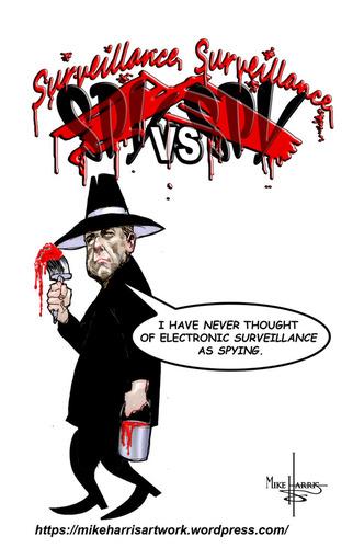 Spy vs Spy paintover