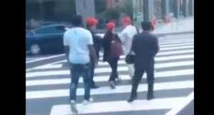 Democrat Thugs harassing Asian Americans