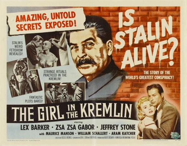 Girl in the Kremlin 2