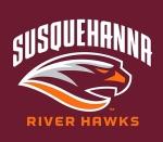 Susquehanna University River Hawks logo