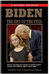 Biden art of the feel