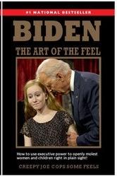 Biden art of the feel