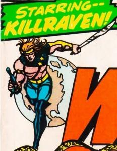 Killraven corner