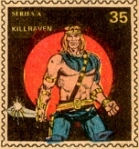 Killraven stamp