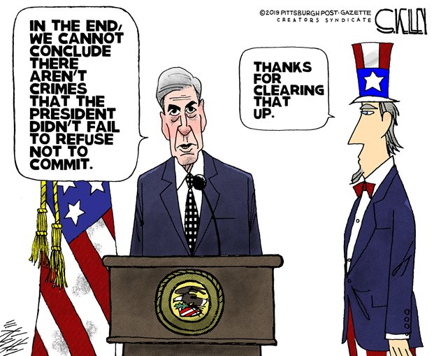 Mueller corrupt