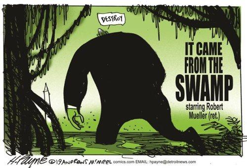 Mueller Swamp Creature