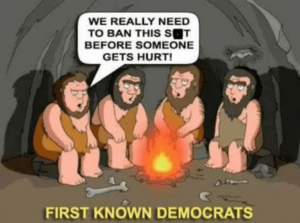 Democrats regulating fire
