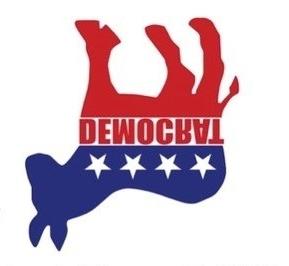 Democrats upside down