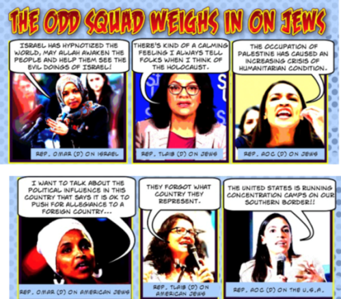Four Hatemongers on Jews