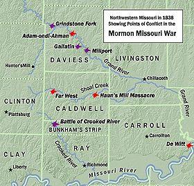 Missouri Mormon War