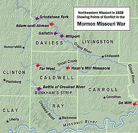 Missouri Mormon War
