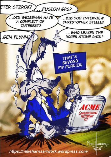 Mueller wile e coyote