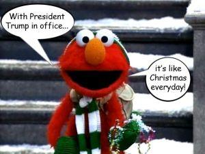 Trump Christmas Every Day