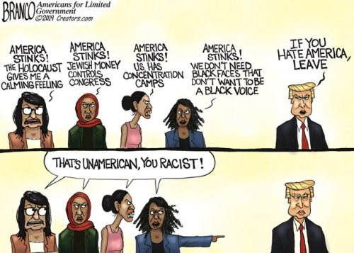 Trump vs the hatemongers