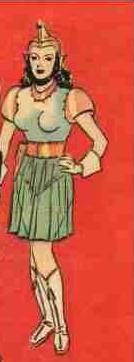 Vana the Marvel Woman