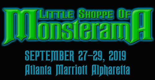 Little Shoppe of Monsterama