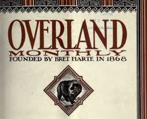 Overland Monthly