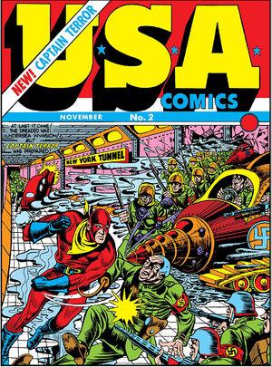 USA Comics 2
