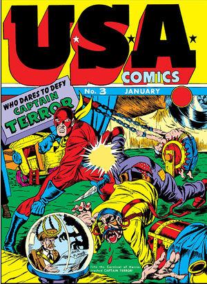 USA Comics 3