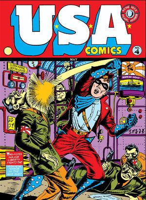 USA Comics 4