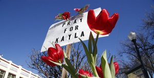 Kayla Mueller memorial