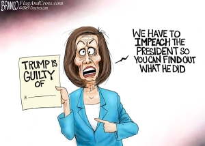 Pelosi fake impeachment inquiry