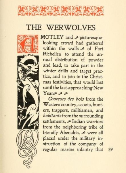 the werwolves
