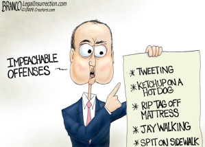 Adam Schiff impeachable offenses