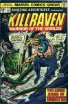 killraven sing out loudly death REAL