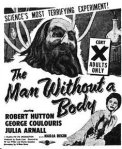 Man Without A Body