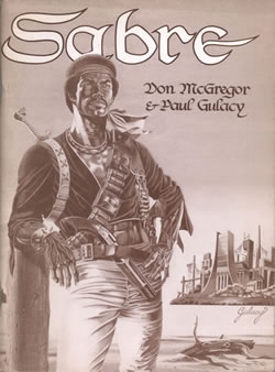Sabre 1978 cover