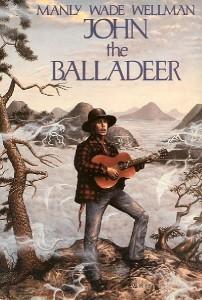 John the Balladeer cover